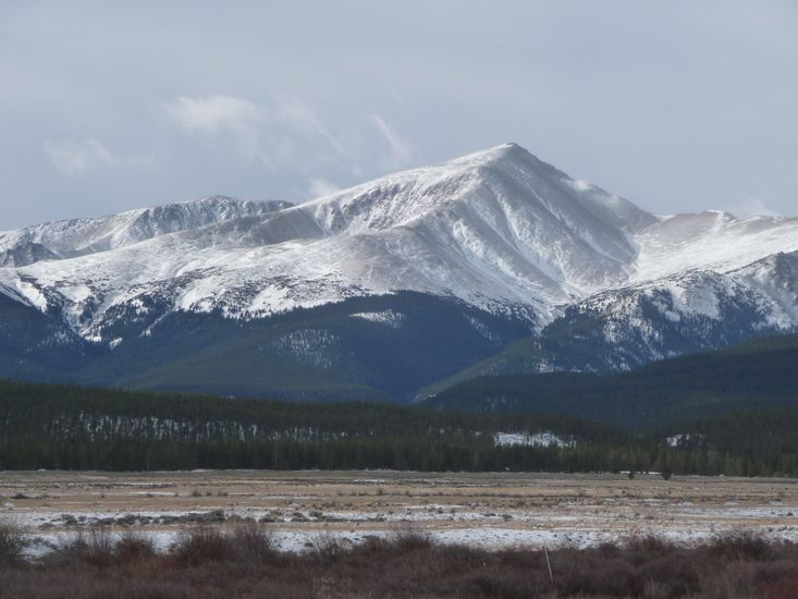 Mount elbert colorado my world pinterest