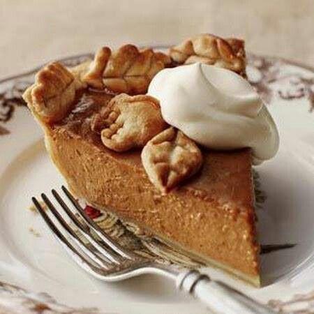 Bourbon pecan pumpkin pie | fabulous food and dessert | Pinterest