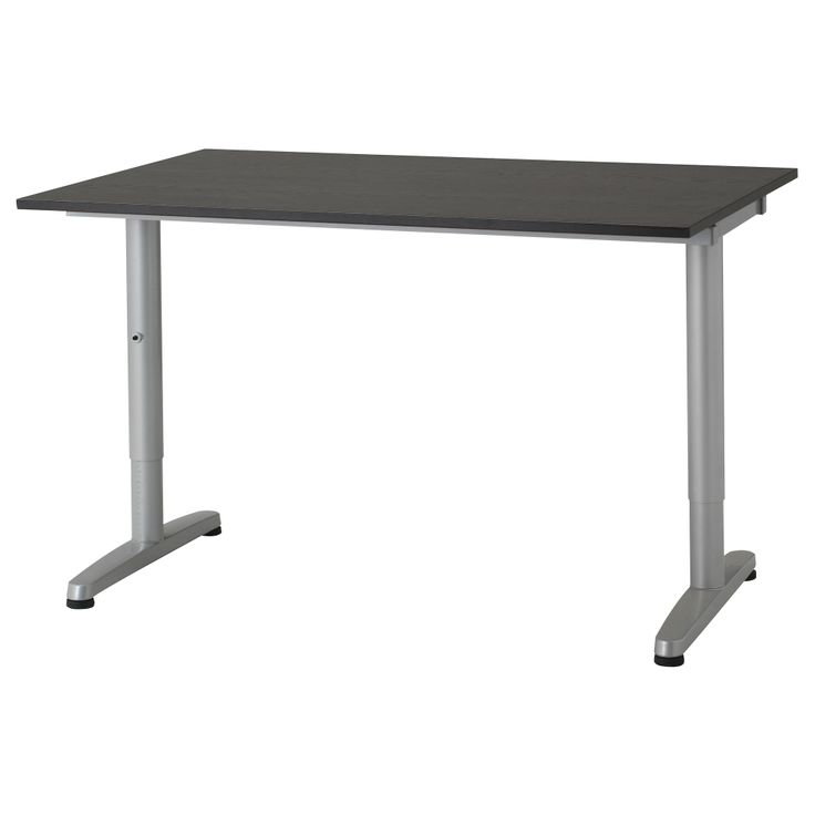 Ikea galant electric height adjustable desk for Ikea motorized standing desk