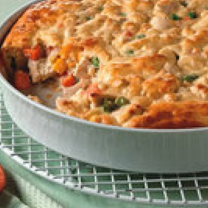 Creamy Chicken Pot Pie | Food | Pinterest