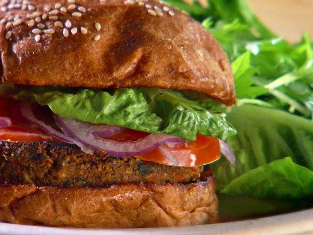 Tofu black burger sweet home waimanalo de hawaii esta no tiene nada