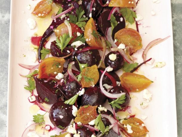 ... -Rite Market's Roasted Beet Salad with Pickled Onions and Feta | R