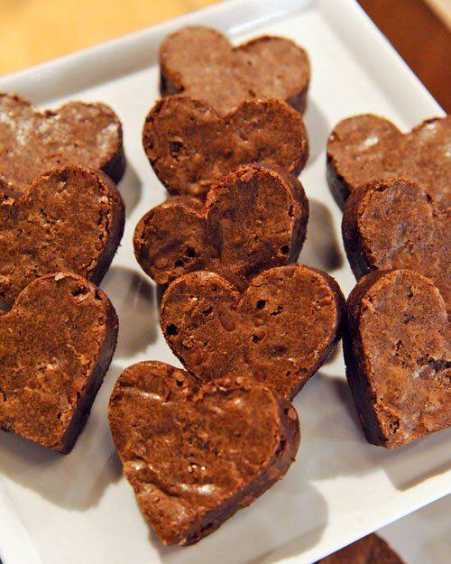 Fudgy Chocolate Brownies | Recipe