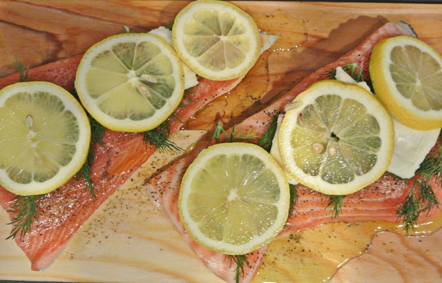 Easy Grilled Salmon! | Savory and Sweet! | Pinterest