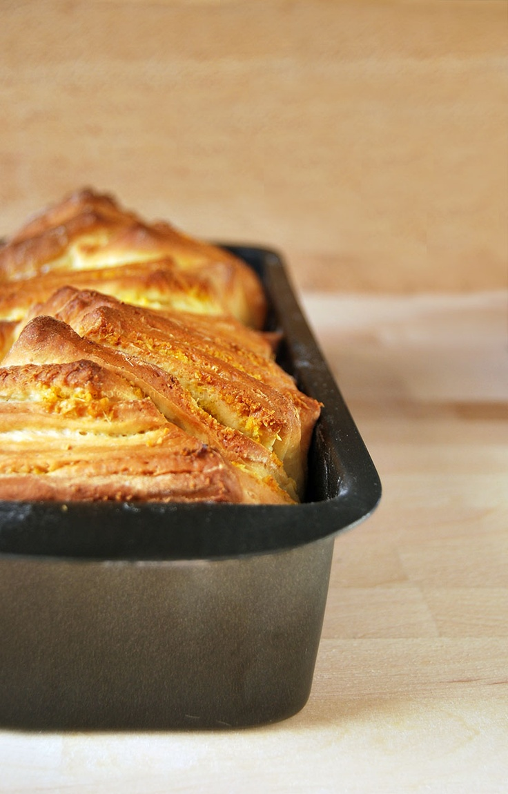 Lemon Scented Pull-Apart Coffee Cake Recipe very soon on my blog