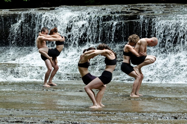 Waterfall Dance? Yes please.