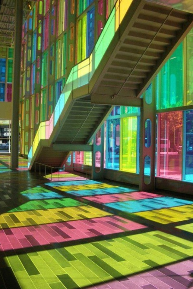 Rainbow Metro at Montreal