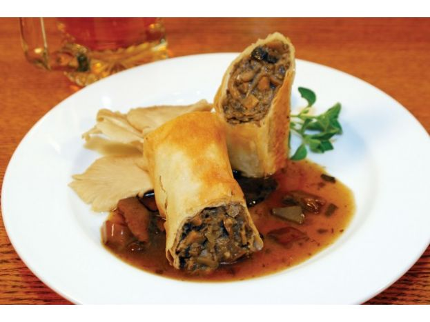 Mushroom Strudel | iVillage.ca Berghoff Restaurant chicago