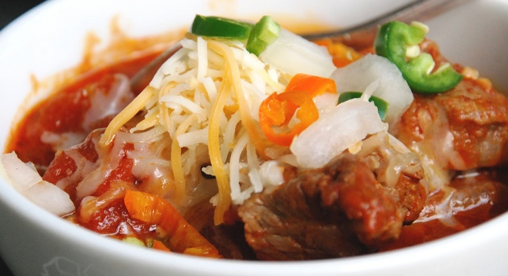 CupCakes and CrabLegs: Prime Rib Chili | Sandwiches, Wraps & Soup ...