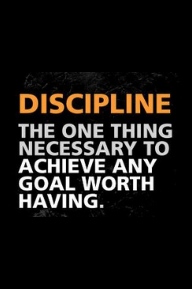 values of discipline Discipline quotes from brainyquote, an extensive collection of quotations by famous authors, celebrities, and newsmakers discipline is the bridge between goals and accomplishment - jim rohn.