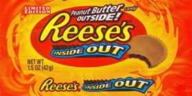 Inside Out Reese's Peanut Butter Cups. These were the best pb cups ...
