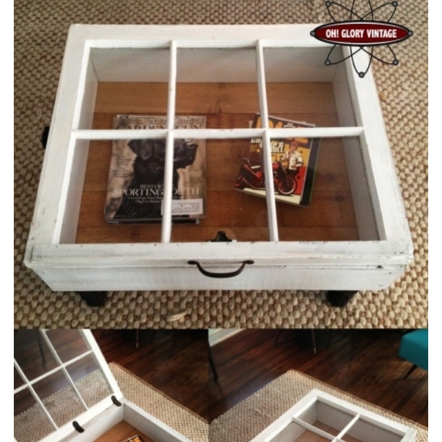 recycle old windows for the home pinterest