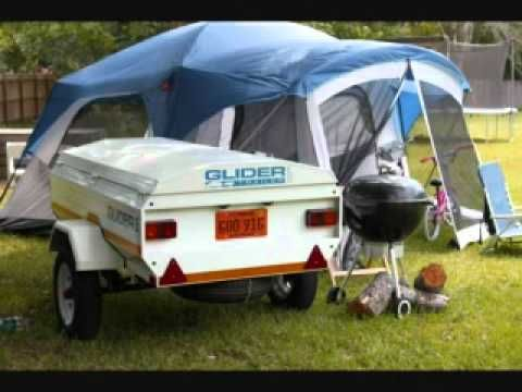 Cool Small Tent Trailers  Lightweight Tent Trailers For Camping  Savage