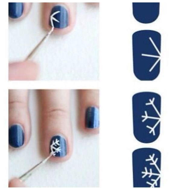 easy valentine nail art designs