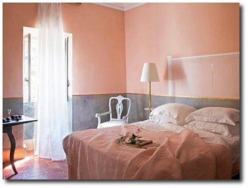 Pin By Meranda Devan On Paint The Best Painted Furniture   Peach Color  Paint Bedroom .