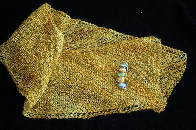 Spring Scarf Knitting Pattern : Spring Scarf free knitting pattern Knitting Pinterest