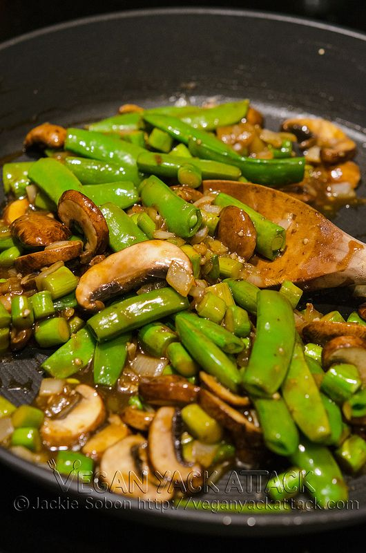 Spring Soba Stir Fry | Recipe