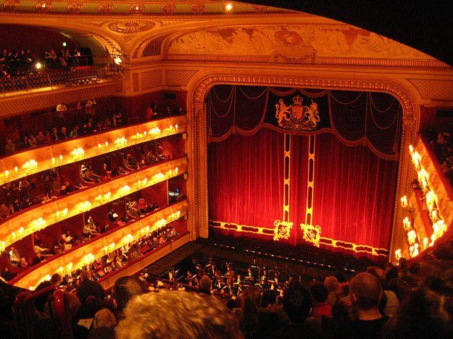 Royal Opera House Covent Garden London Libraries Pinterest