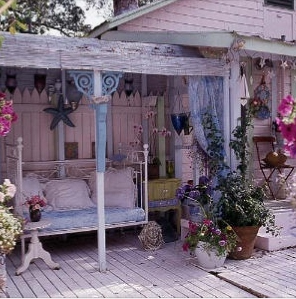Cute Little Girlie Rustic Beach House Rustic Beach House