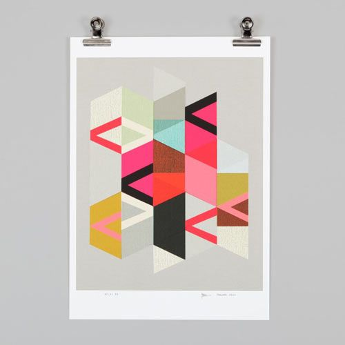 Endemic World Modern Graphic Posters