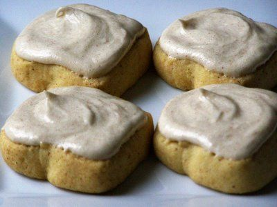maple•spice: Vegan Cinnamon Toast Shortbread Cookies