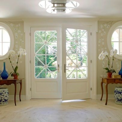 Double glass front doors dream home pinterest for Double front doors with glass