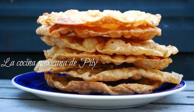 ... de Pily: Buñuelos de rodilla o buñuelos bañados en miel de