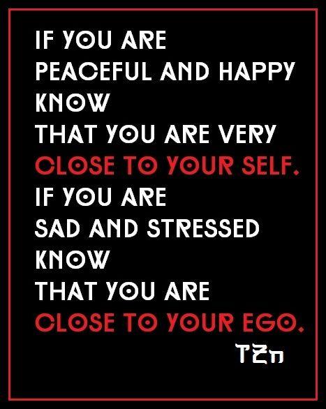 self vs. ego