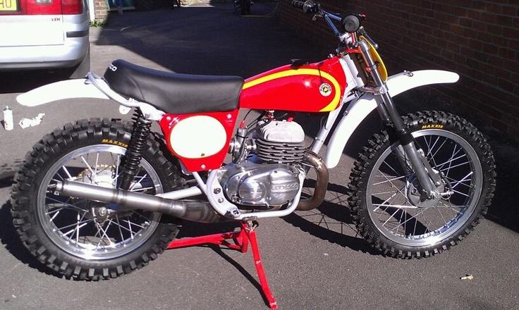 Vintage bike beautiful Bultaco restored | Spanish ...
