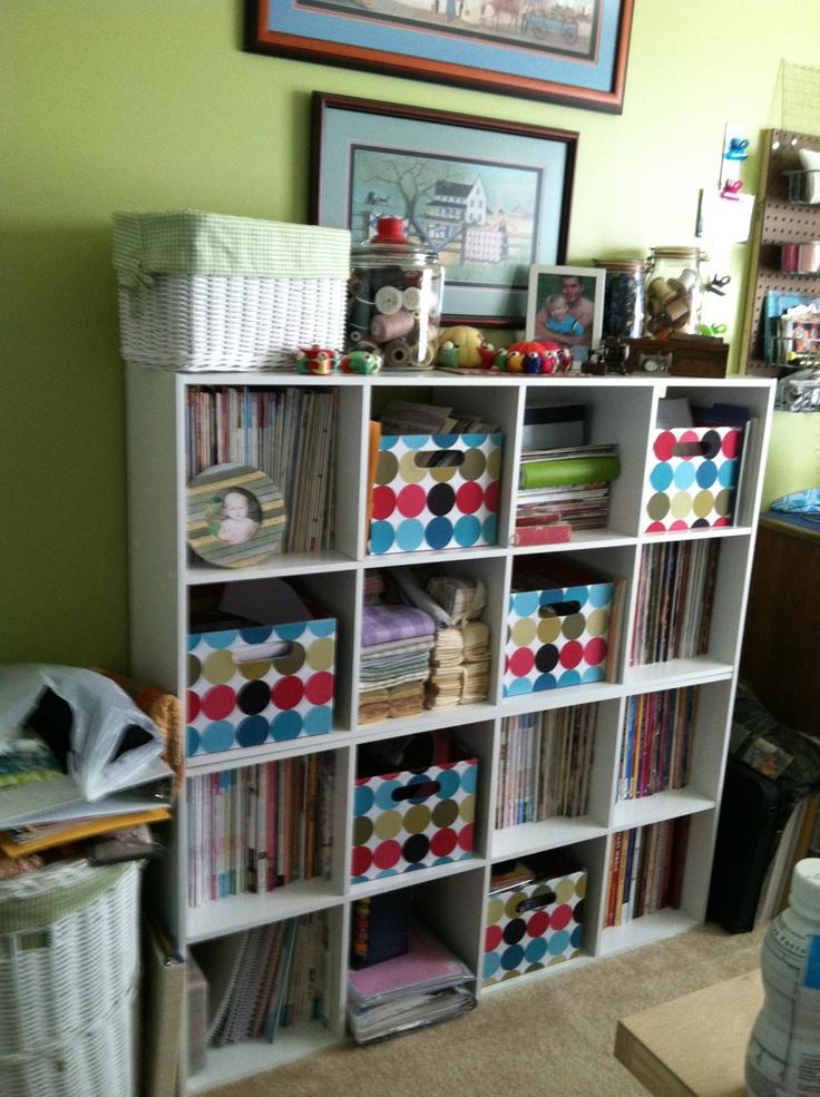 Media Storage Room And Board