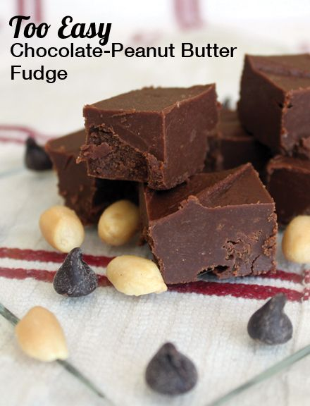 peanut butter fudge easy chocolate peanut butter crunch fudge easy ...