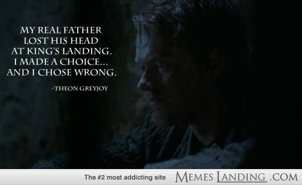 game of thrones theon greyjoy video