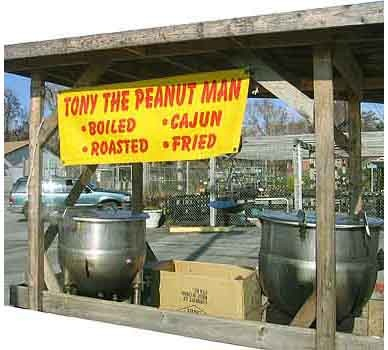 Boiled peanuts...another that's not my favorite (though I like them when they're not boiled IN their shells), but that has to be put on a Lowcountry board.