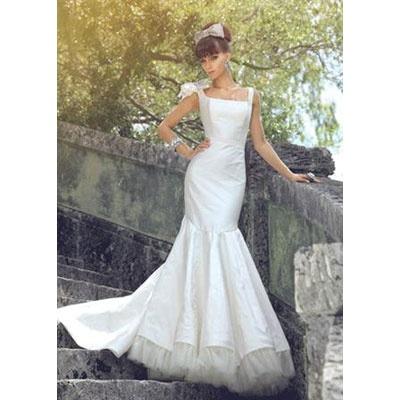 Wedding dress fashion sexy elegant gorgeous noble pretty