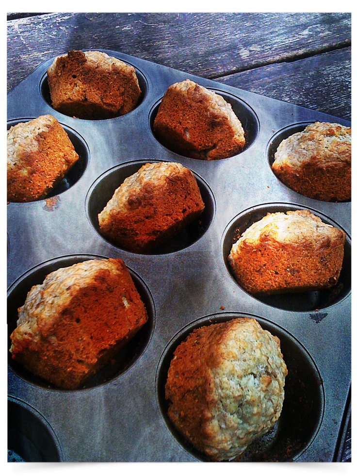 Double coconut banana muffins | Breakfast Delights and all day long ...