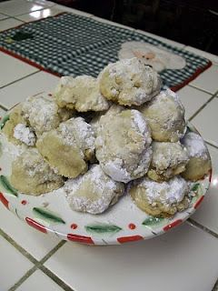 Whole Grain Mexican Wedding Cookie Recipes — Dishmaps