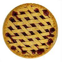 Cherry Amaretto Pie! | Y-Edible | Pinterest