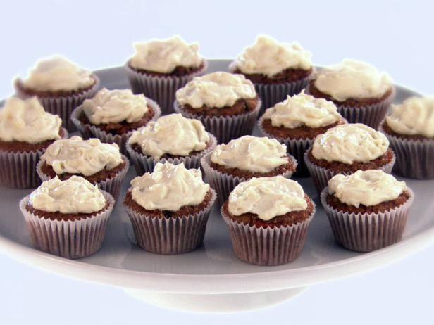 Maple Sweetened Almond Zucchini Mini-Muffins Recipes — Dishmaps