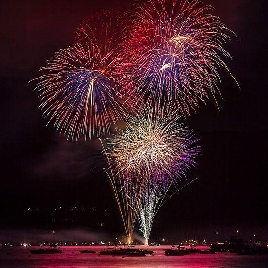 4th of july lake tahoe
