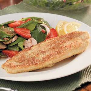 Cornmeal-Crusted Catfish | Recipe