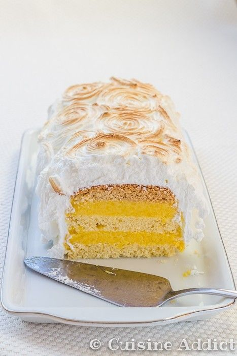 Mango-Lime curd Layer Cake | Mango Mania | Pinterest