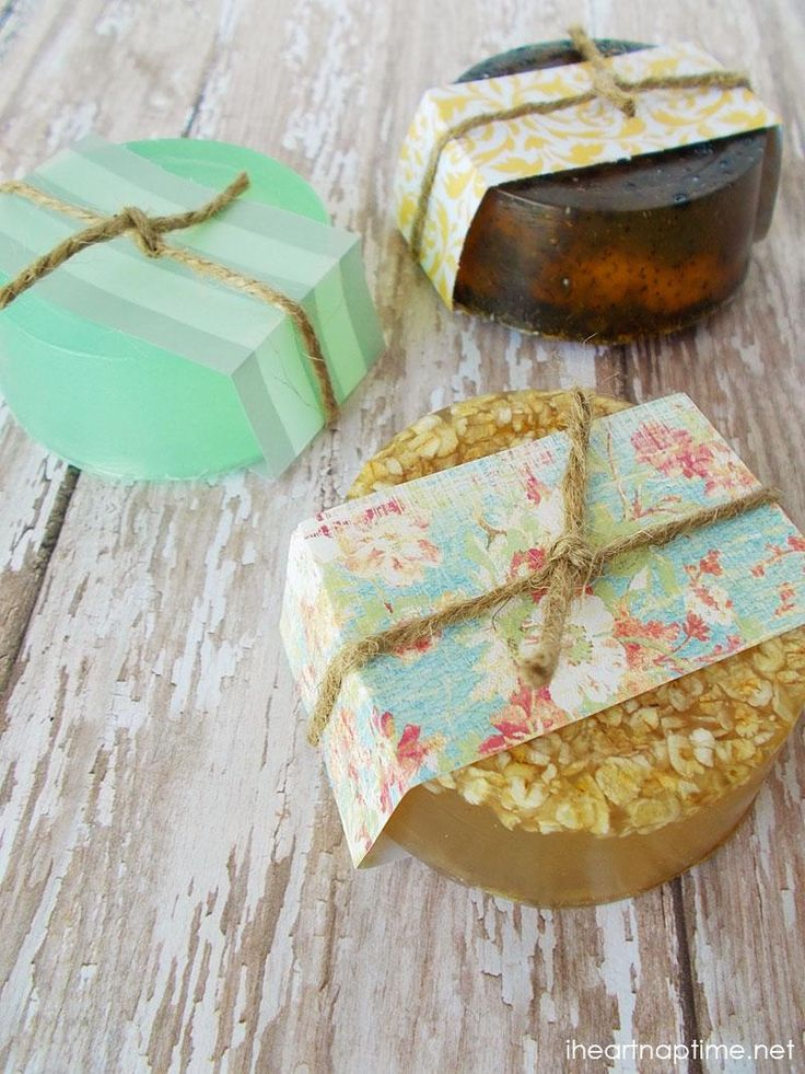 Diy Soap : DIY Homemade Hand Soaps