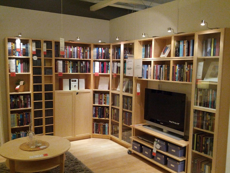 Brilliant 37 Awesome IKEA Billy Bookcases Ideas For Your Home  DigsDigs