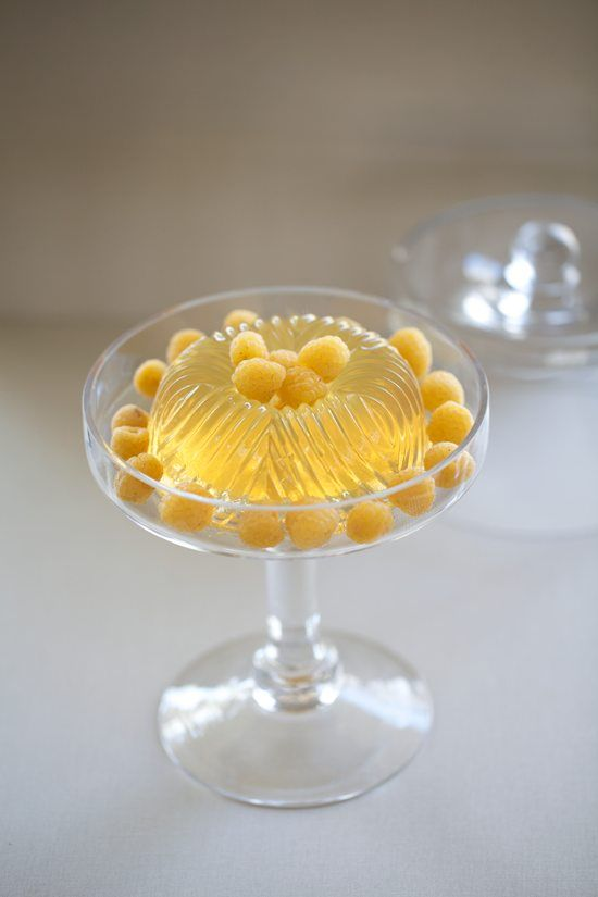 Champagne Jelly | Beautiful Food | Pinterest