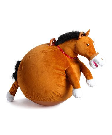 Loving this Mr. Jones the Horse Adult Jumping Ball on #zulily! #zulilyfinds