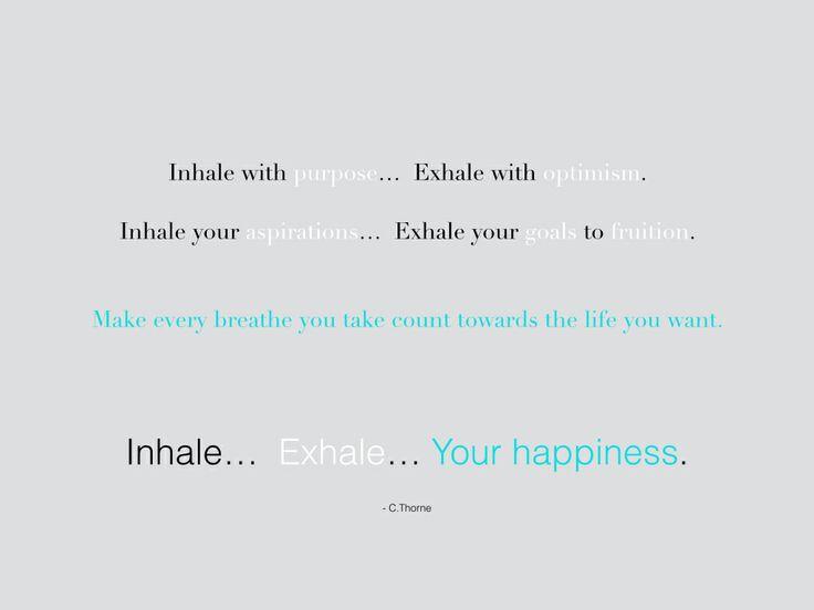 every breathe you take: