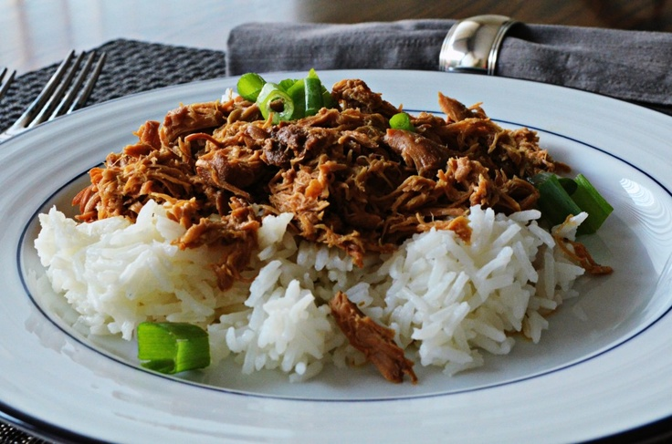 Slow Cooker Filipino Chicken Adobo. | Food!!! | Pinterest
