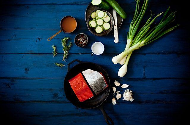 Salmon Bisque by tartelette, via Flickr | Food | Pinterest