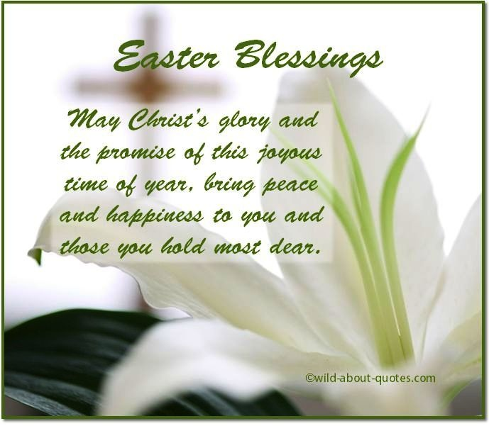 Easter Sunday Blessings Quotes. QuotesGram | z 3 Movie, Film ...