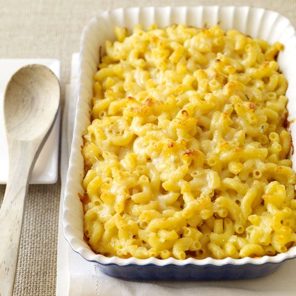 Four Cheese Macaroni and Cheese | FOOD | Pinterest